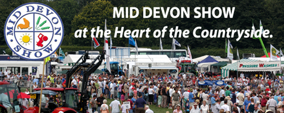 Mid Devon Show Tickets on Sale Now!