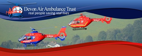 Devon Air Ambulance Trust are Recruiting!
