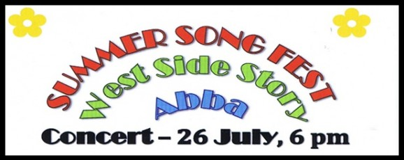 South Molton Sings Presents – Summer Song Fest!