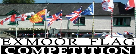 Exmoor Flag Competition – It's Time to Vote!