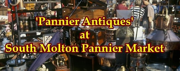 Pannier Antiques Market In The News…
