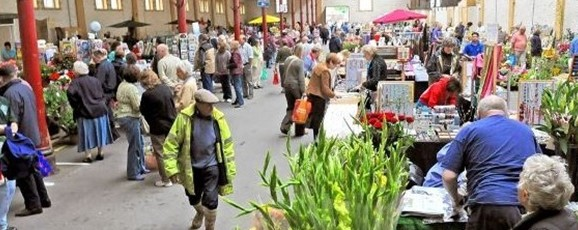 South Molton Country Market Wildlife Day