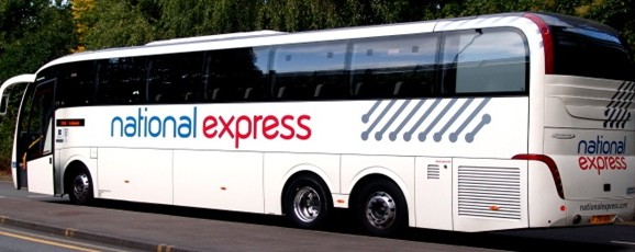 Travel for £9 One Way on The National Express This Autumn