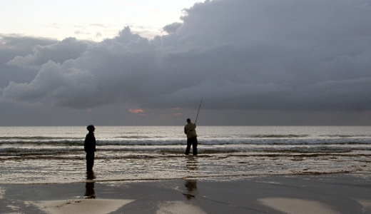 Fishing visit south molton for Bass fishing from shore