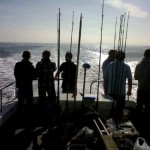 Fishing in the Bristol Channel