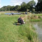 Riverside Camping & Caravaning Park Fishery