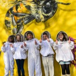 Junior bee keepers!