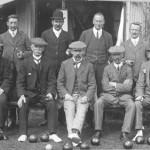 South Molton Bowling Club 1900