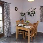 Dining Area in Jacks Nest