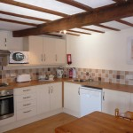 Kitchen at Beech Cottage