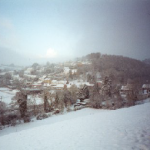 North Molton in the snow