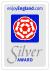 Silver award small
