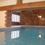 Swimming Pool at Newhouse Farm