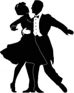 Ballroom Sillhoulette