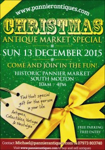 Pannier Antiques Christmas Market 2015