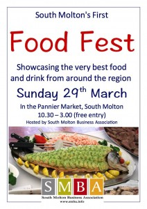 South Molton Food Fest 2015