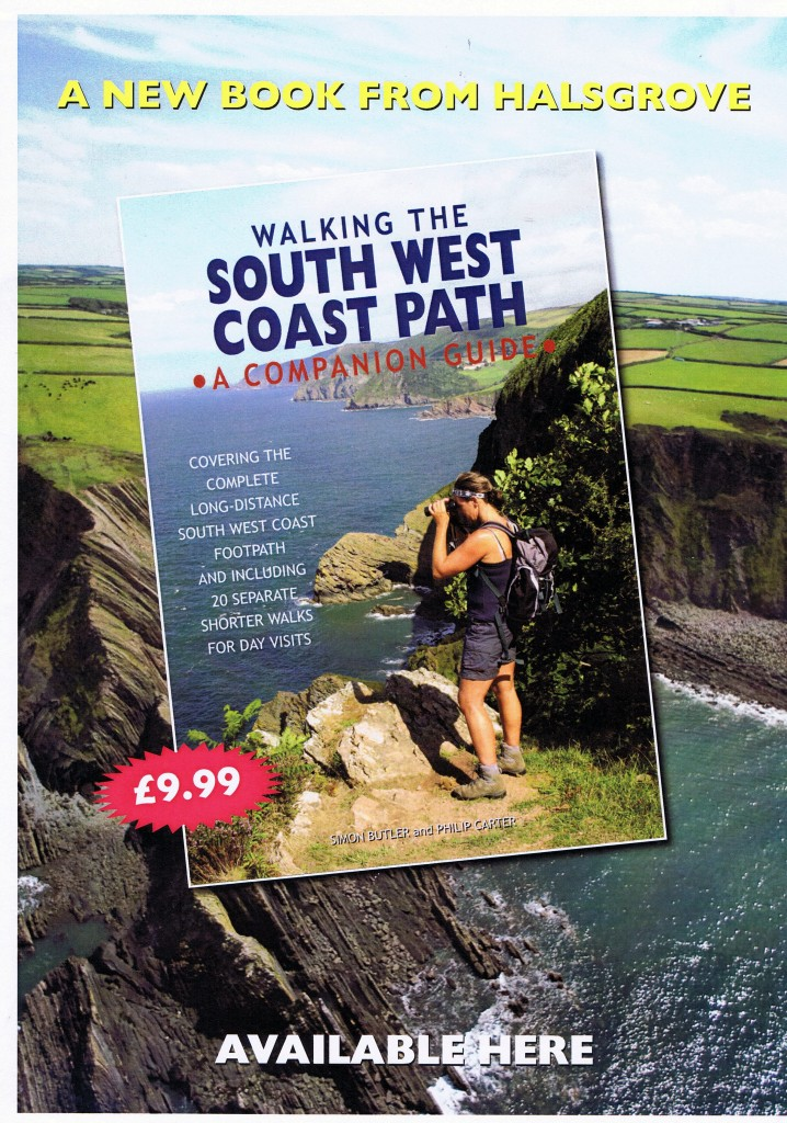 Walking the South West Coast Path - Hardback
