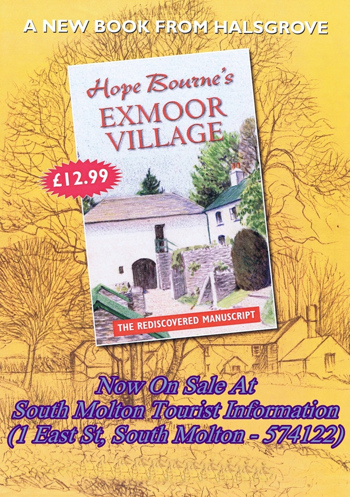 Hope Bourne Exmoor Village for sale