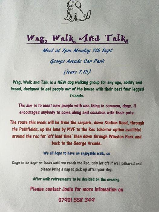 Wag Walk & Talk
