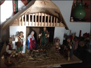 Crib Festival Nativity 1
