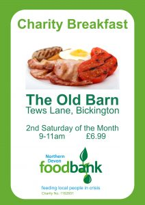 foodbank breakfast