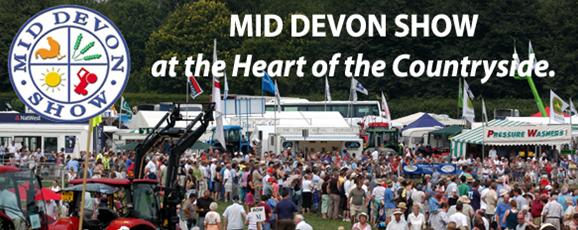 Mid Devon Show Tickets on Sale Now!