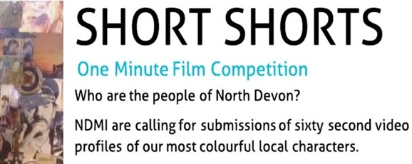 One Minute Film Making Competition Open to All