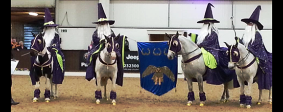 Quadrille Wizards Qualify for Olympia