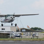 Dunkeswell flight training