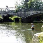 River Taw at Umberleigh
