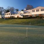 Highbullen Club House