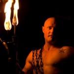 Merlin the fire eater