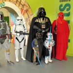 Star Wars visitors