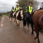 Fun ride on Exmoor