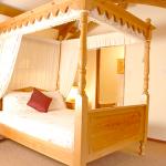 Bedroom at Cedar Cottage