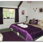 Bedroom at Stags Head Inn