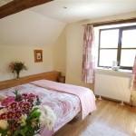 Bedroom in Owls Nest