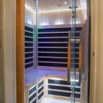 Private Sauna within The Suite