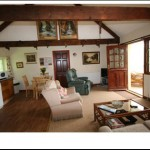 Stable Cottage Living Area