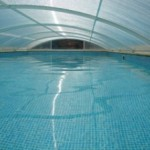Swimming Pool at Lower Hearson (Open Easter to end of September)