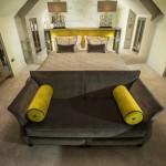Bedroom View of The Loft Suite