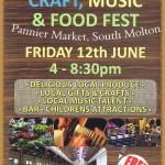 Craft, Music & Food Fest